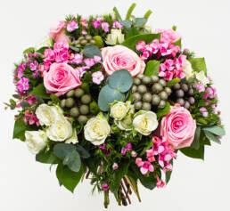 photographie design bouquet de fleurs