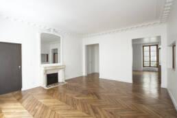 photographie architecture intérieure appartement luxueux