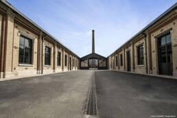 photographie architecture extérieure INPI