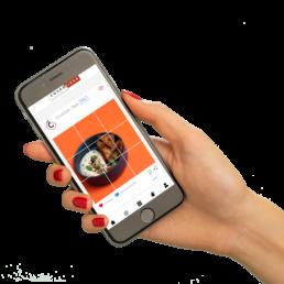 Covertizer application mobile